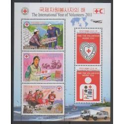 NK - 2011 - Nb 3998/4000 - Health