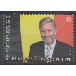 Belgique - 2010 - No 4016 - Royauté - Principauté