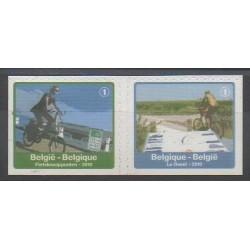 Belgium - 2010 - Nb 4035/4036 - Tourism