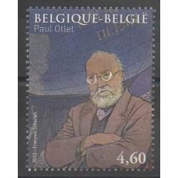Belgique - 2010 - No 3974 - Célébrités
