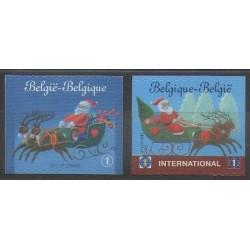 Belgique - 2010 - No 4068/4069 - Noël