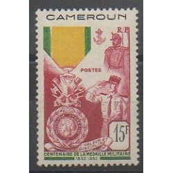 Cameroon - 1952 - Nb 296 - Coins, Banknotes Or Medals - Mint hinged