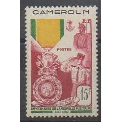 Cameroun - 1952 - No 296 - Monnaies, billets ou médailles - Neuf avec charnière