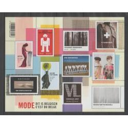 Belgique - 2010 - No 4000/4009 - Mode
