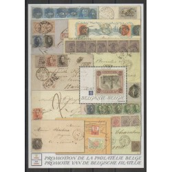 Belgique - 2009 - No BF135 - Philatélie - Timbres sur timbres
