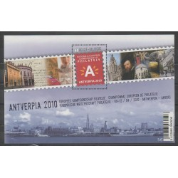Belgium - 2010 - Nb BF139 - Philately