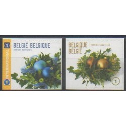 Belgique - 2009 - No 3962/3963 - Noël