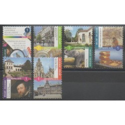 Belgium - 2010 - Nb 3966/3971 - Philately