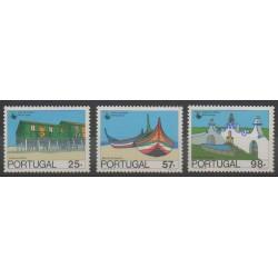 Portugal - 1987 - No 1687/1689 - Tourisme