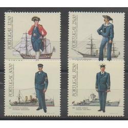 Portugal - 1983 - No 1565/1568 - Histoire militaire