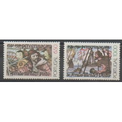 Portugal - 1980 - No 1474/1475 - Littérature