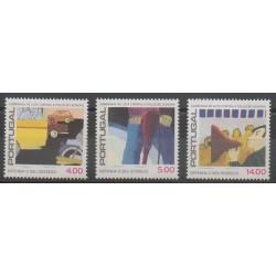 Portugal - 1979 - No 1416/1418 - Santé ou Croix-Rouge - Environnement