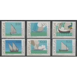 Portugal - 1977 - No 1358/1363 - Navigation - Philatélie