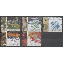 Portugal - 2014 - No 3936/3940 - Sciences et Techniques