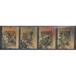 Portugal - 2014 - No 3957/3960 - Gastronomie - Flore