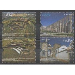 Portugal - 2014 - No 3931/3934 - Monuments