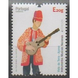 Portugal (Açores) - 2014 - No 583 - Musique - Europa