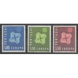 Portugal - 1961 - Nb 888/890 - Europa