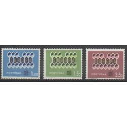 Portugal - 1962 - Nb 908/910 - Europa