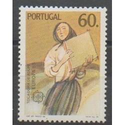 Portugal - 1985 - No 1634 - Musique - Europa