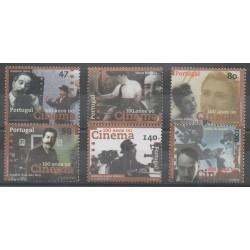 Portugal - 1996 - No 2112/2117 - Cinéma