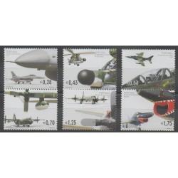 Portugal - 2002 - Nb 2574/2579 - Planes