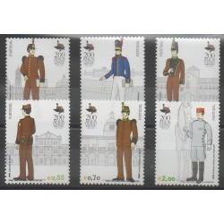 Portugal - 2003 - No 2613/2618 - Histoire militaire