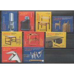 Portugal - 2003 - No 2717/2725 - Artisanat