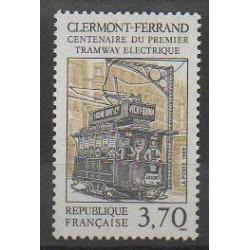 France - Poste - 1989 - No 2608 - Transports