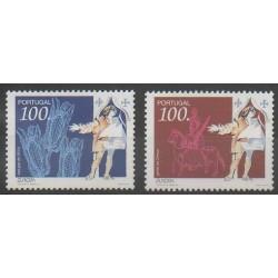 Portugal - 1994 - No 1988/1989 - Europa