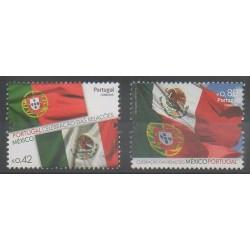 Portugal - 2014 - No 3918/3919 - Drapeaux