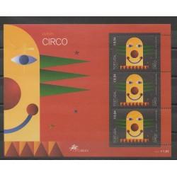 Portugal (Açores) - 2002 - No BF23 - Cirque - Europa