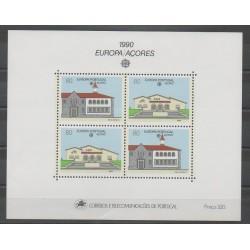Portugal (Açores) - 1990 - No BF11 - Service postal - Europa