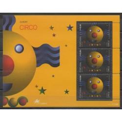 Portugal (Madère) - 2002 - No BF25 - Cirque - Europa