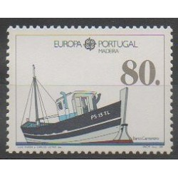 Portugal (Madère) - 1988 - No 123 - Navigation - Europa