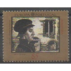 Portugal (Madère) - 1992 - No 164 - Christophe Colomb - Europa