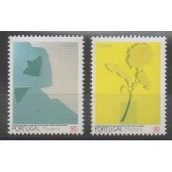 Portugal (Madère) - 1993 - No 169/170 - Peinture - Europa