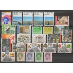 Pays-Bas - Année complète - 1981 - No 1145/1170