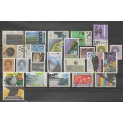 Pays-Bas - Année complète - 1986 - No 1255/1279
