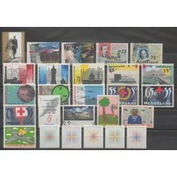Pays-Bas - Année complète - 1987 - No 1280/1305