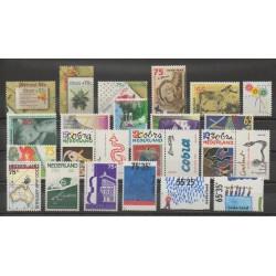 Pays-Bas - Année complète - 1988 - No 1306/1326
