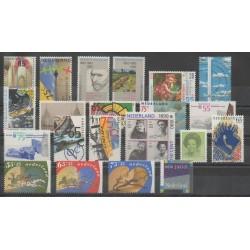 Pays-Bas - Année complète - 1990 - No 1345/1365