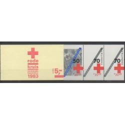 Pays-Bas - 1983 - No C1206a - Santé ou Croix-Rouge