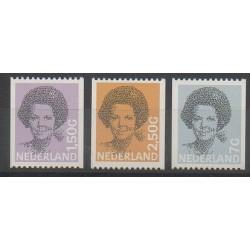 Netherlands - 1986 - Nb 1266a/1268a