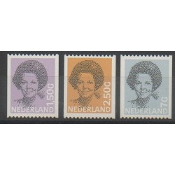 Pays-Bas - 1986 - No 1266a/1268a