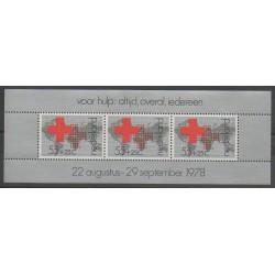 Pays-Bas - 1978 - No BF18 - Santé ou Croix-Rouge