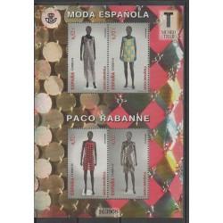 Espagne - 2013 - No 4511/4514 - Mode
