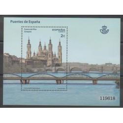 Espagne - 2013 - No F4523 - Ponts