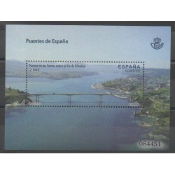 Spain - 2013 - Nb F4490 - Bridges