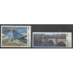 Espagne - 2013 - No 4503/4504 - Ponts
